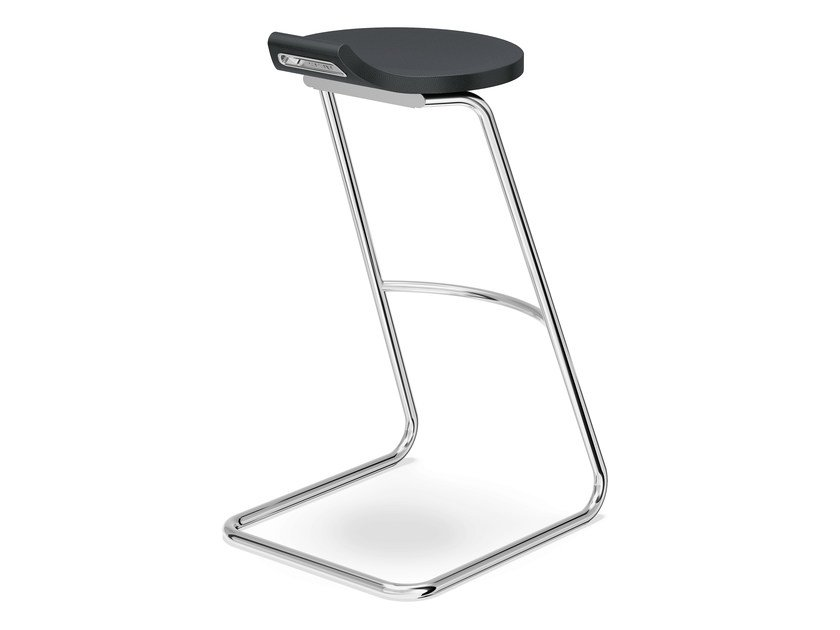 Cantilever barstool RAVELLE II | Cantilever stool by Casala