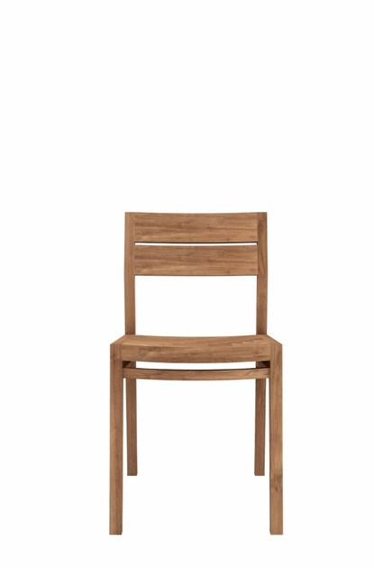 Teak chair TEAK EX 1 by Ethnicraft