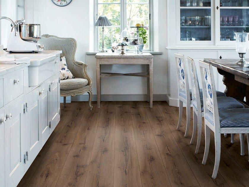 Laminate flooring HERITAGE OAK by Pergo