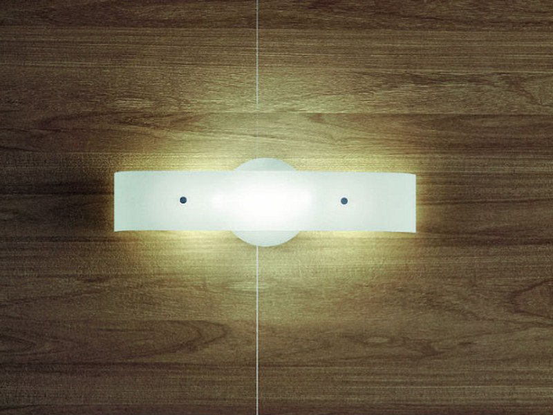 Glass wall light RIGHETTA AP by Vetreria Vistosi