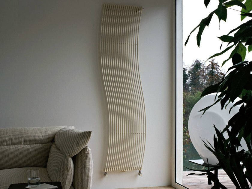 Lovely Hot Water Steel Decorative Radiator HOLA By Tubes Radiatori