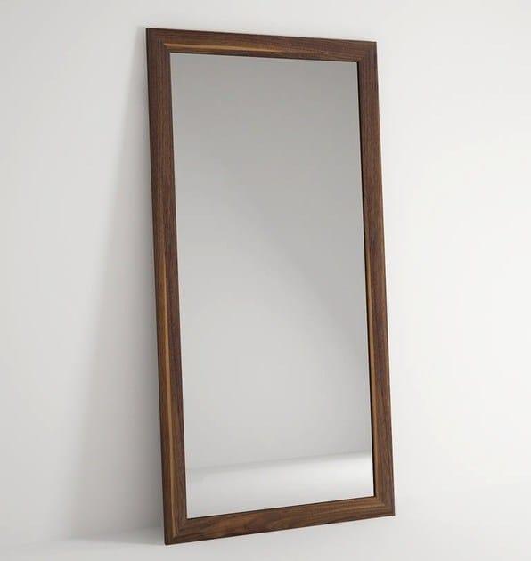 Vintage specchio da terra by karpenter design hugues revuelta - Specchio da appoggio ...