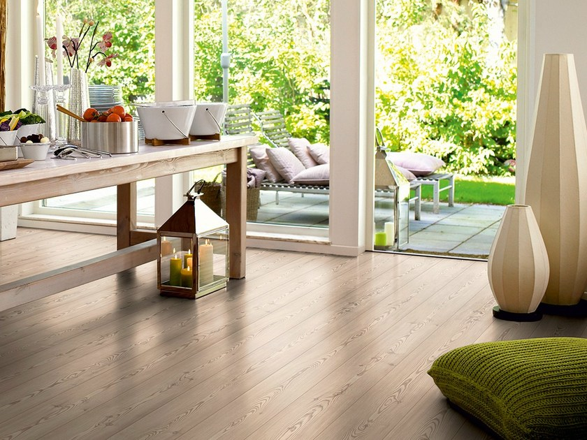 Laminate flooring COTTAGE PINE by Pergo