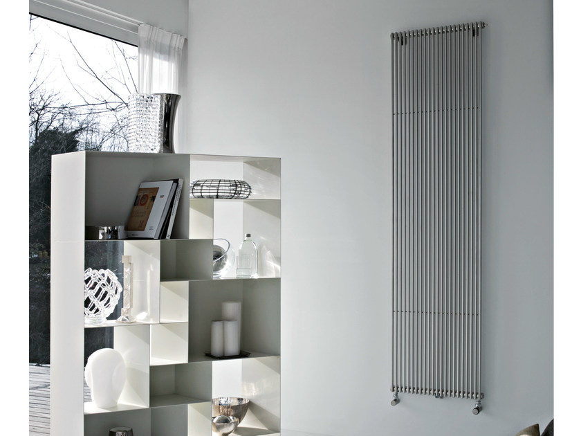 Hot Water Wall Mounted Decorative Radiator BASICS 14G By Tubes Radiatori