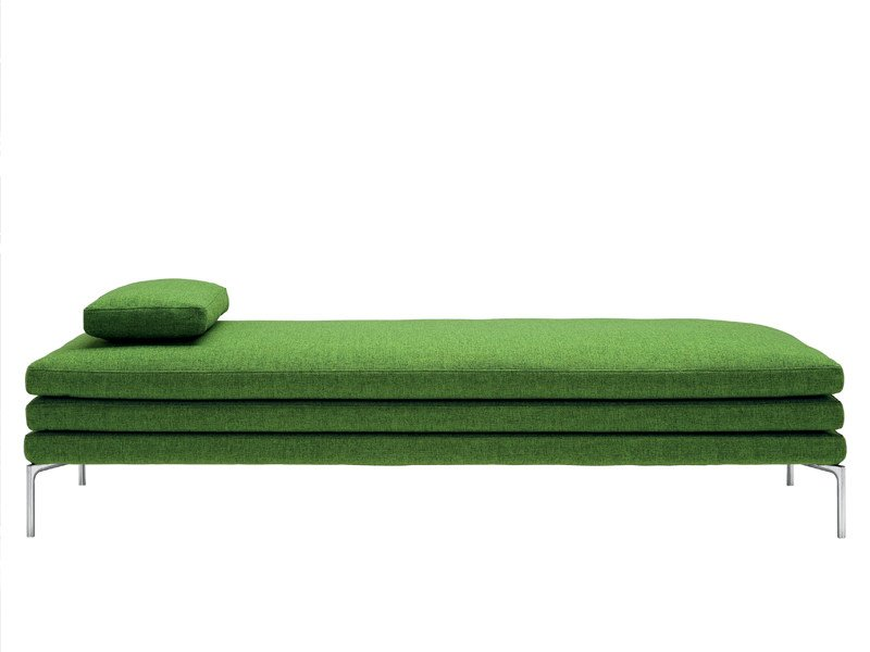 Fabric day bed WILLIAM | Day bed by Zanotta