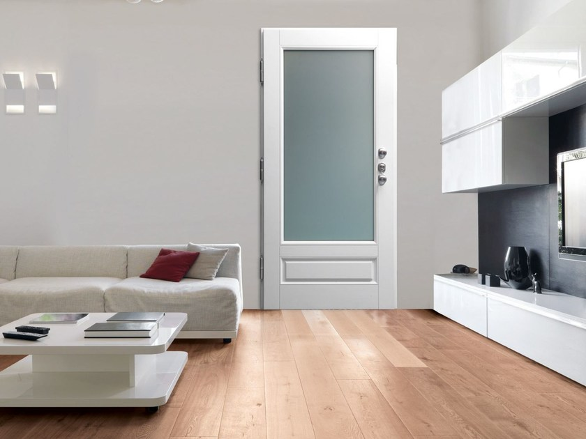 Safety door VITRA by DIERRE