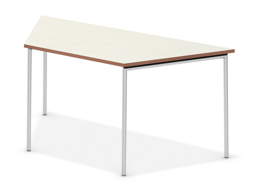 Lacquered meeting table TAVO FIX | Meeting table by Casala