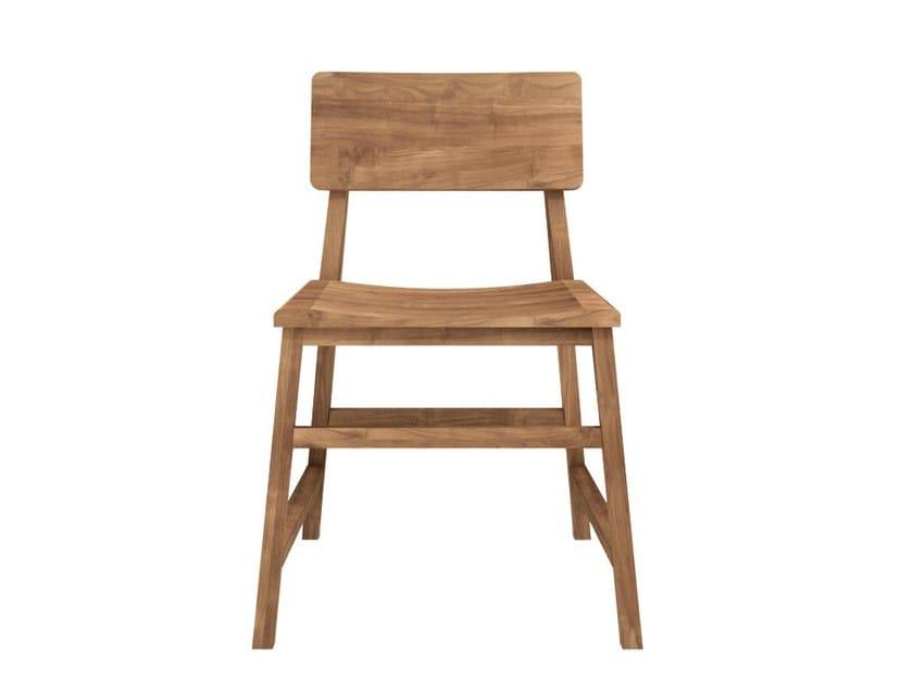 Teak chair TEAK N-CHAIRS | Chair by Ethnicraft