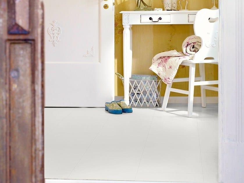 Laminate flooring WHITE SLAB by Pergo