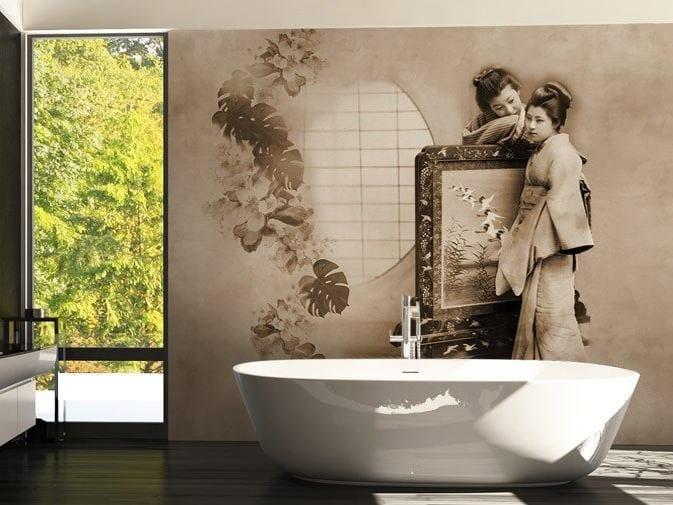 Washable vinyl wallpaper SHIMAI by GLAMORA