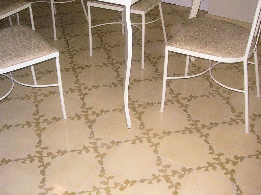 Cement wall tiles / flooring CLA_CB_33 by enticdesigns