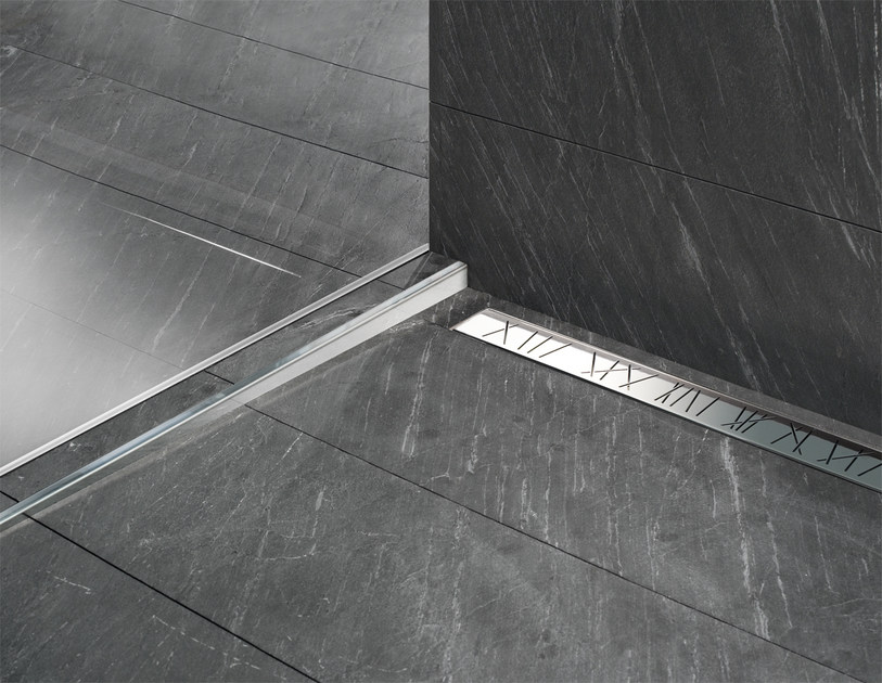 Shower channel X-BORDER by Valsir