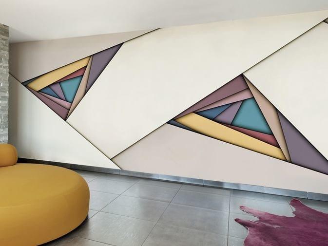 Washable vinyl wallpaper BREAKOUT by GLAMORA