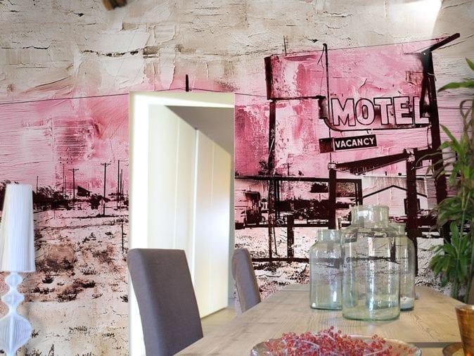 Vinyl wallpaper KANSAS BLUES by GLAMORA