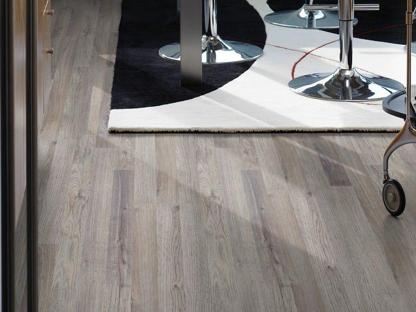 Laminate flooring GREY OAK 3-STRIP by Pergo