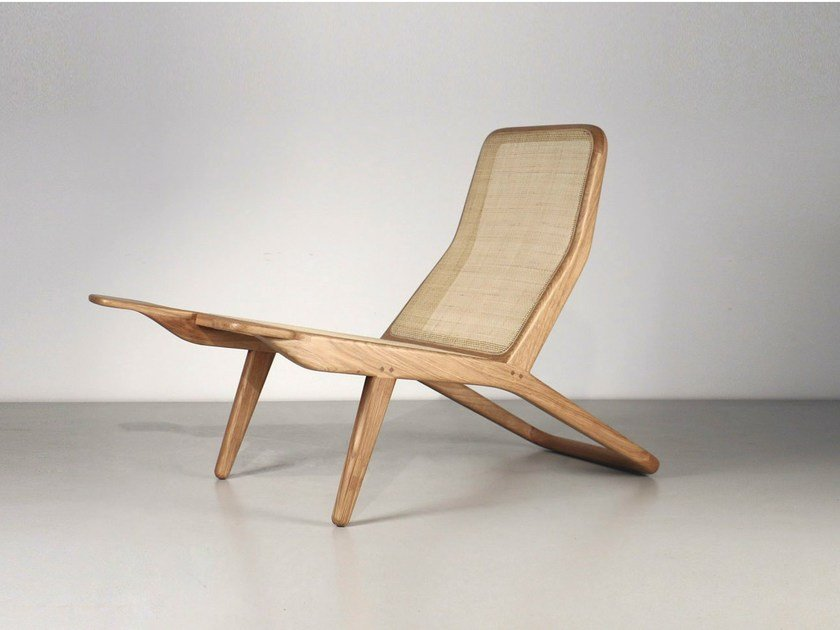 Lounge chair BARCA by Branca Lisboa