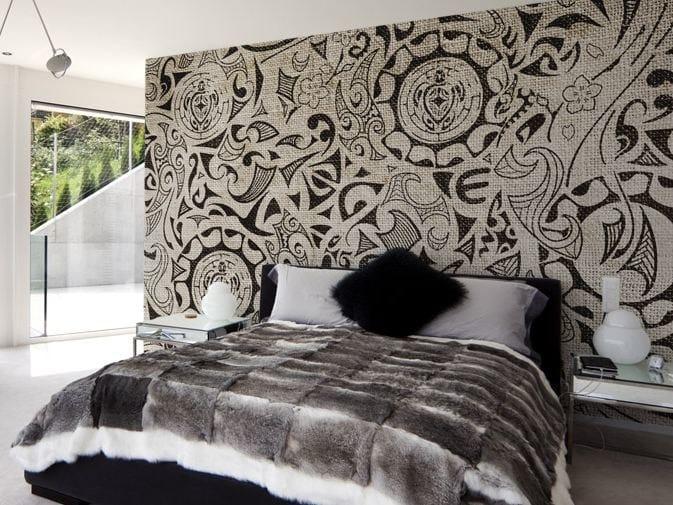 Motif vinyl wallpaper TOXIC by GLAMORA