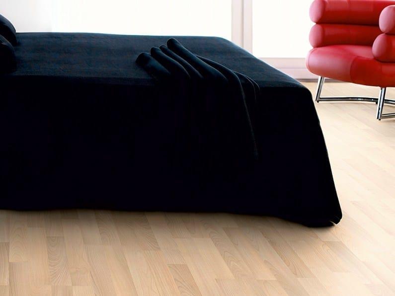 Laminate Flooring Supreme Beech 3 Strip By Pergo