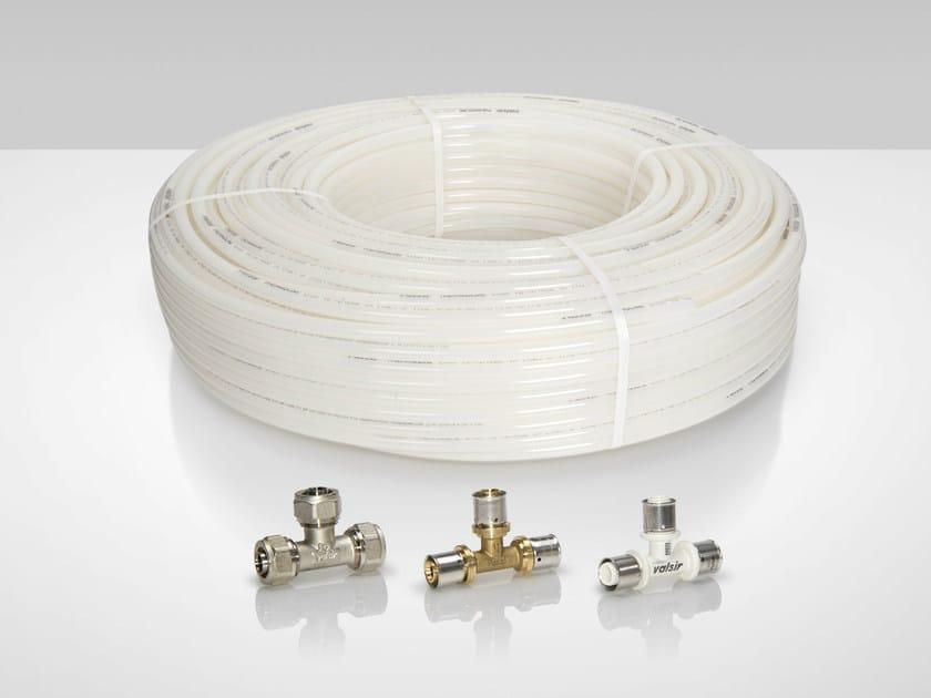 Pipes in crosslinked polyethylene THERMOLINE by Valsir
