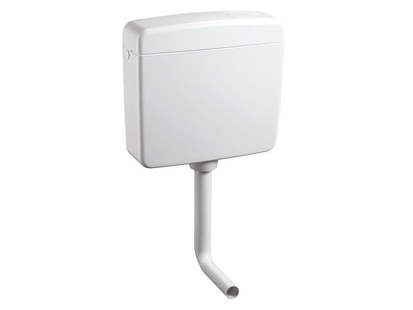 External WC cistern TOPAZIO by OLI