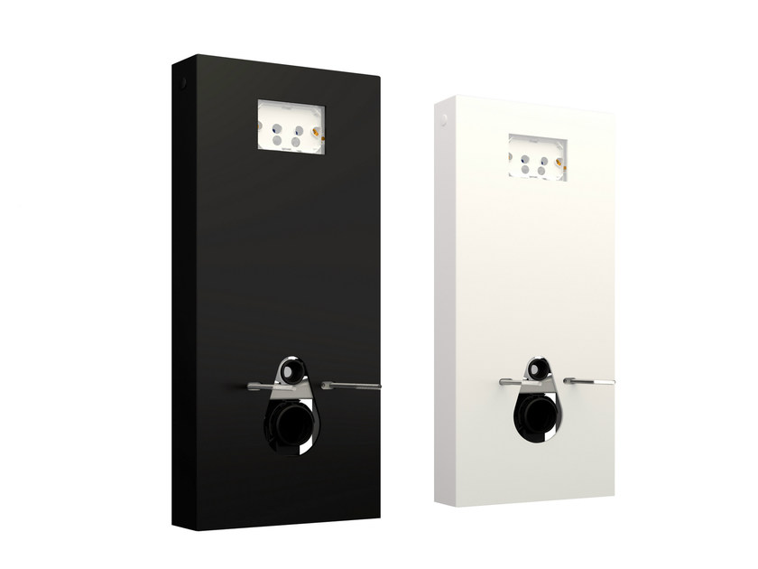 Sanitary module for toilets QR-BOX by OLI