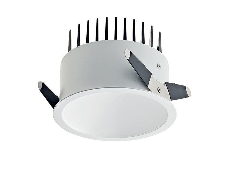 LED round recessed spotlight Turis 5.1 by L&L Luce&Light