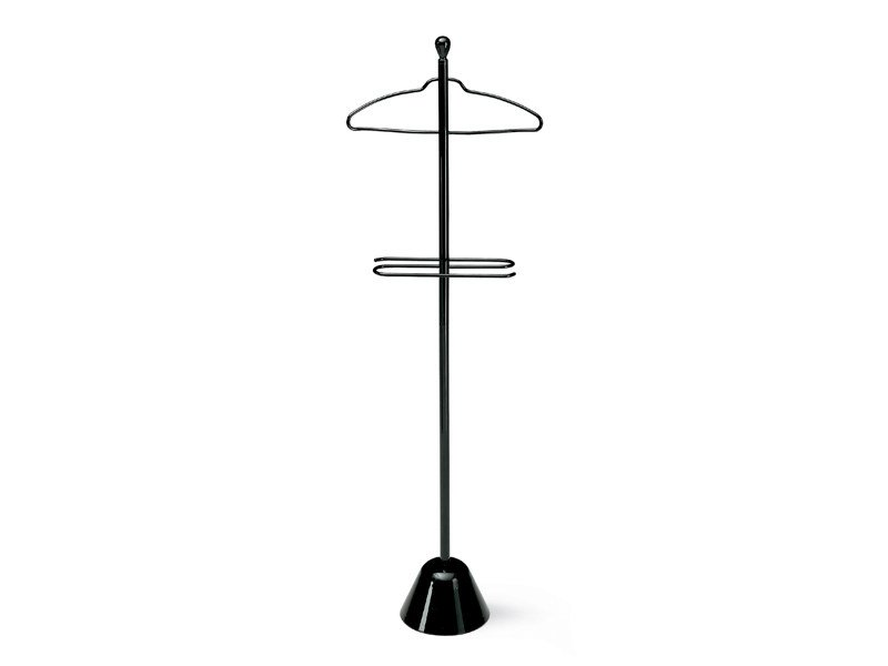 Steel valet stand SERVONOTTE by Zanotta