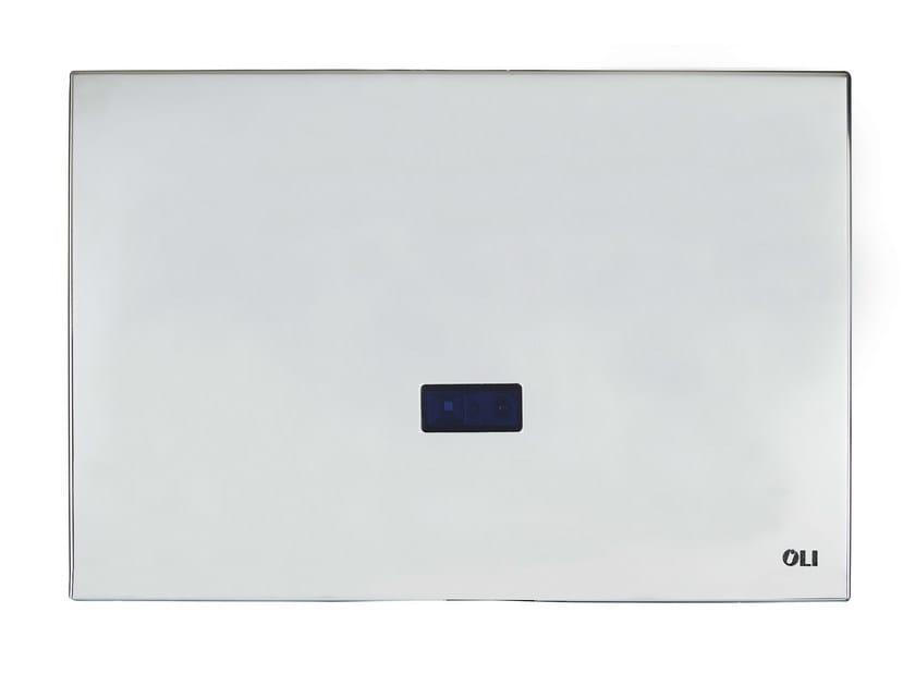 Flush plate ELECTRA II by OLI