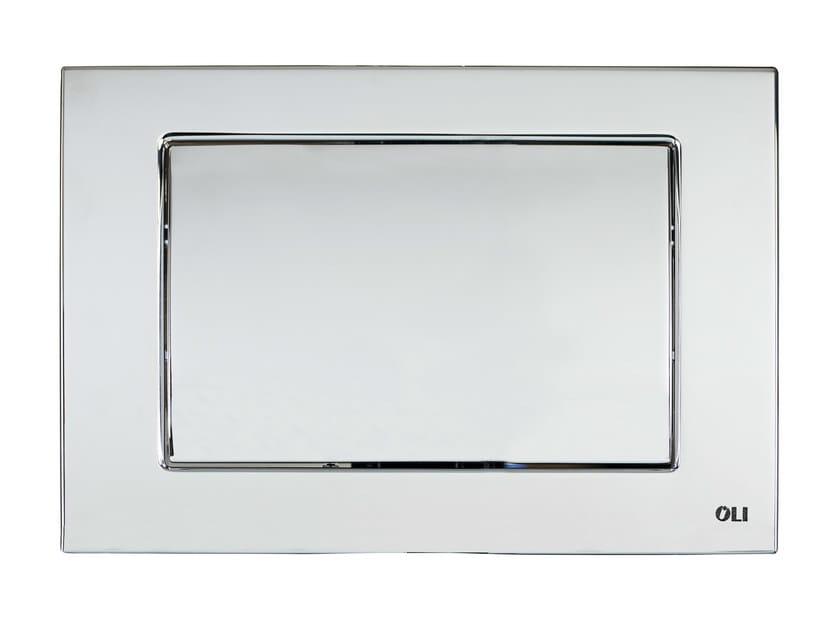 Flush plate ELECTRA I by OLI