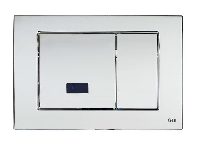 Flush plate ELECTRA IIII by OLI