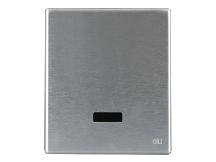 Steel flush plate URINOL ELETTRONICO by OLI