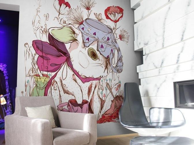 Washable vinyl wallpaper CG2 by GLAMORA