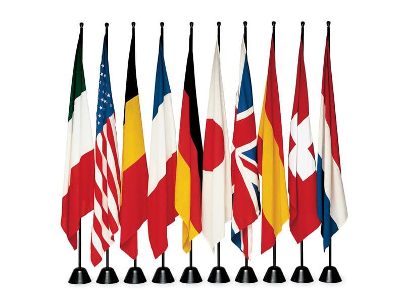 Flag-holder SERVOBANDIERA by Zanotta