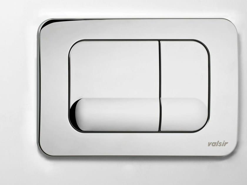 ABS flush plate VALSIR VS0870535 by Valsir