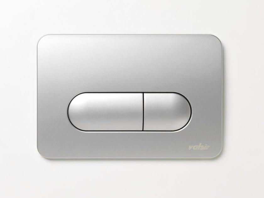 ABS flush plate VALSIR VS0871537 by Valsir