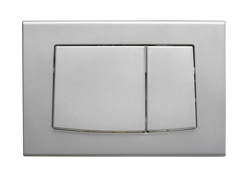 ABS flush plate VALSIR VS0872537 by Valsir