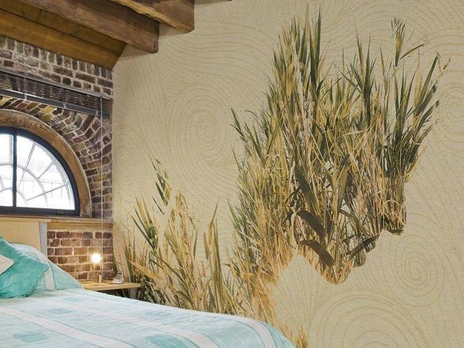 Washable vinyl wallpaper MELANCHOLY CANE by GLAMORA