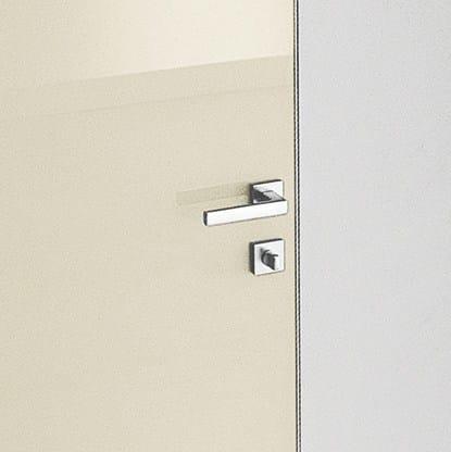 Flush-fitting lacquered door SEGNO | Flush-fitting door by MOVI ITALIA & SEGNO | Flush-fitting door By MOVI ITALIA