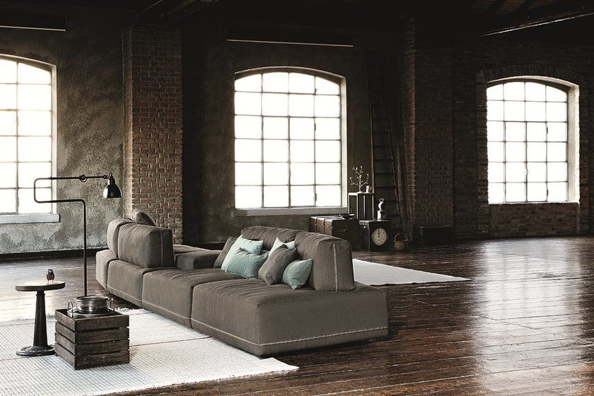 Sanders divano modulare by ditre italia design stefano spessotto lorella agnoletto - Divano ditre sanders ...