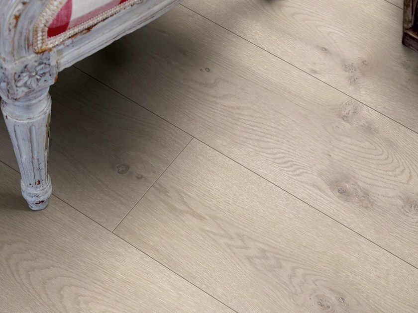 Laminate flooring with wood effect MODERN GREY OAK by Pergo