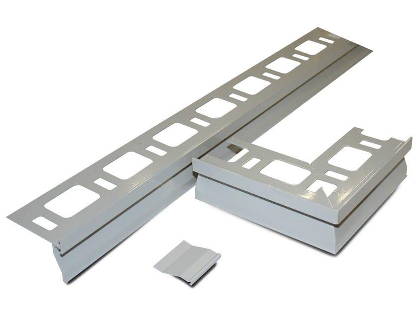 Profil Et Solin Dimperméabilisation En Aluminium Aquascud