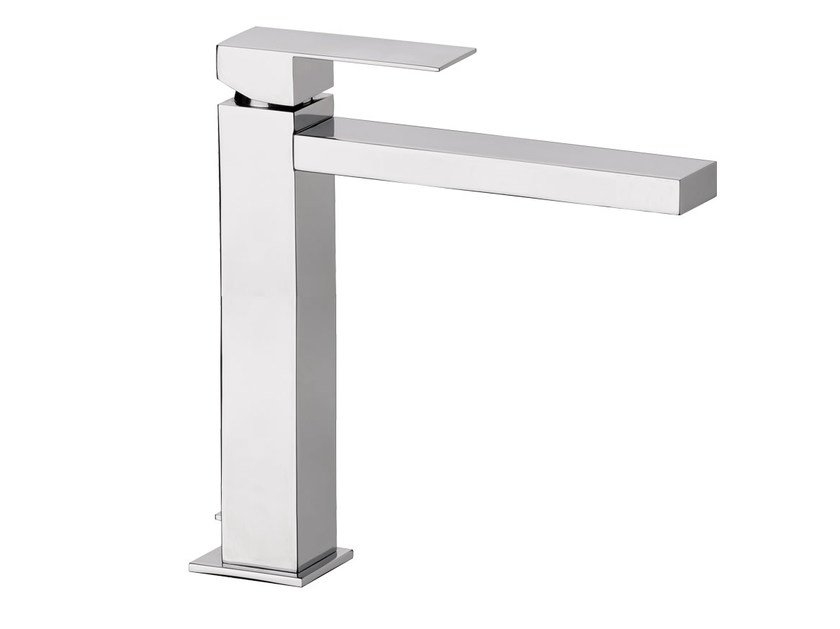 Countertop single handle washbasin mixer SKYLINE | Single handle washbasin mixer by Daniel Rubinetterie