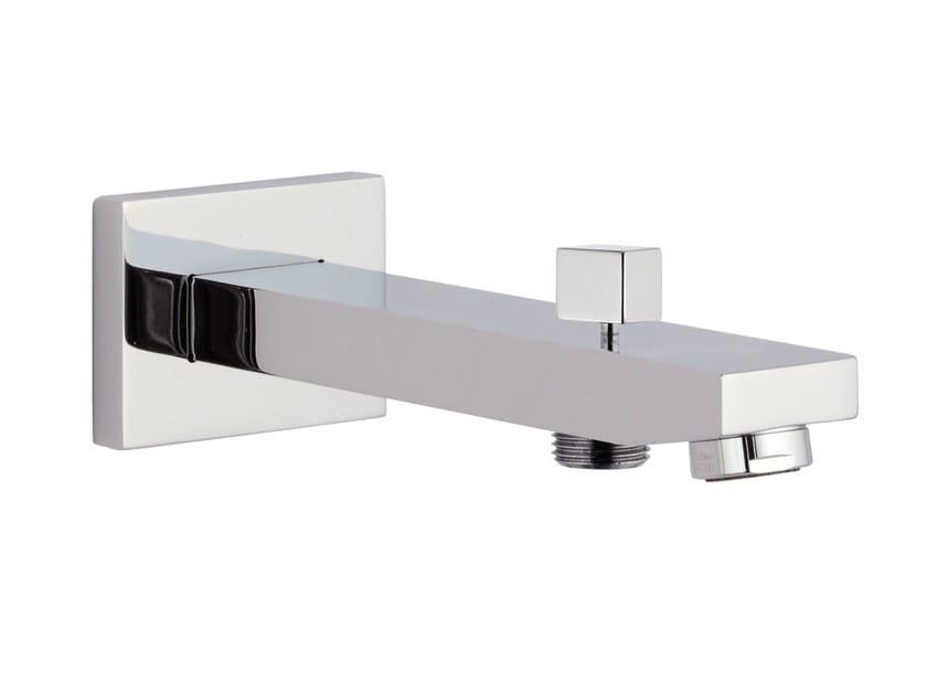 Wall-mounted spout SKYLINE | Wall-mounted spout by Daniel Rubinetterie
