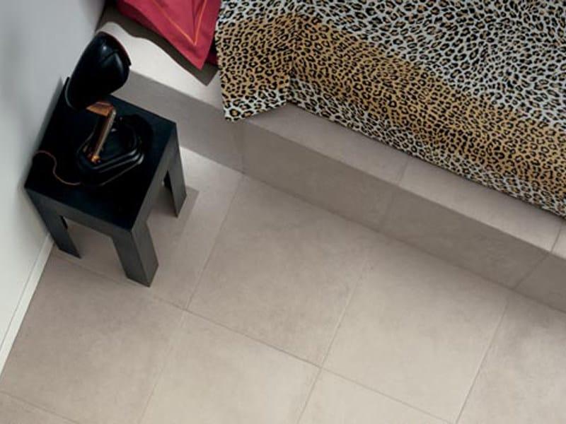Indoor/outdoor porcelain stoneware wall/floor tiles with stone effect CREMA EDA by GranitiFiandre