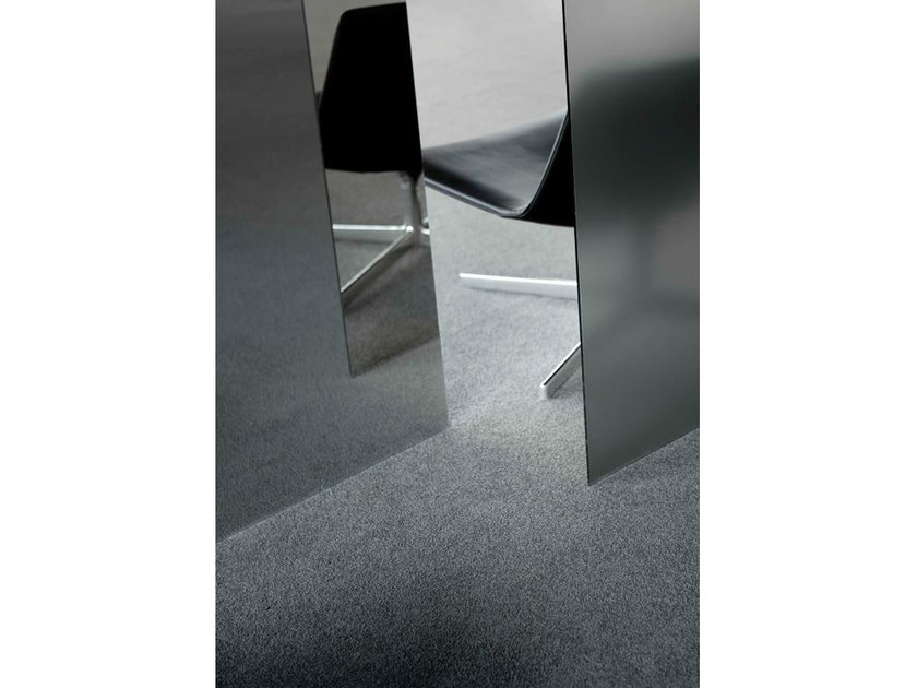 Glass movable wall DECORFLOU® GLOSSY by OmniDecor®