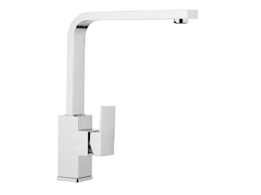 Countertop kitchen mixer tap with swivel spout SKYLINE | Kitchen mixer tap with swivel spout by Daniel Rubinetterie