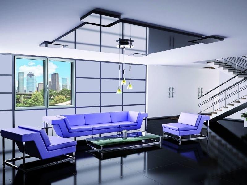 Aluminium thermal break window EKU PERFEKTION® CLASSIC by PROFILATI