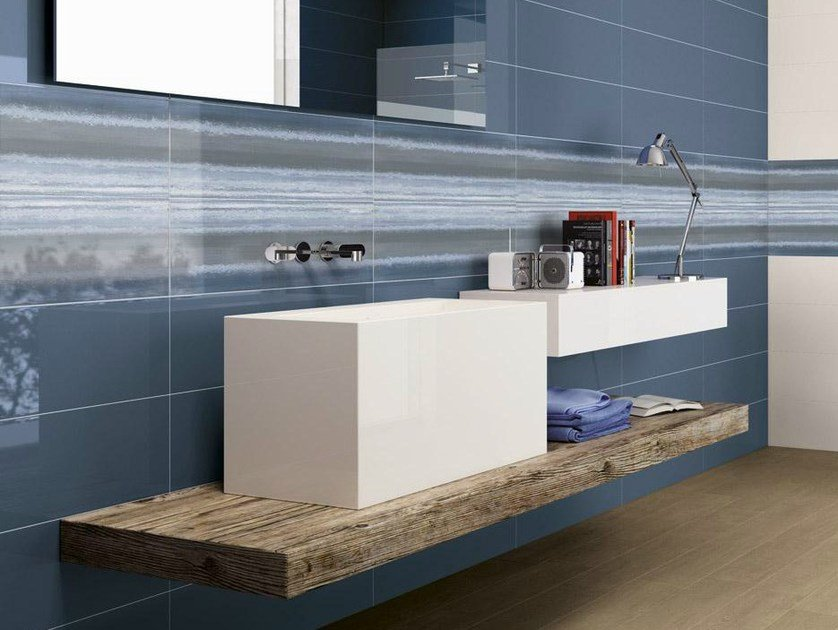 Indoor ceramic wall tiles MELODY by Supergres