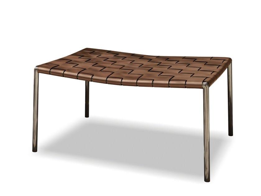 Outdoor bench BENCH - KLASEN OUTDOOR by Minotti