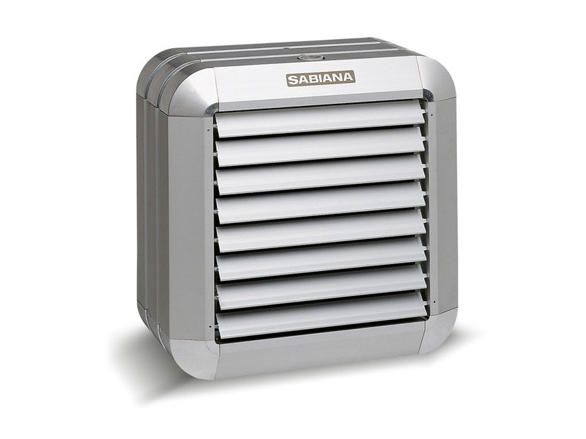 Air heater HELIOS by SABIANA
